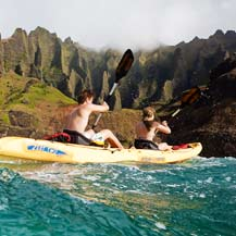 Na Pali Kayak Tours