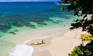 Hanalei | Blue Lagoon Paddle & Snorkel