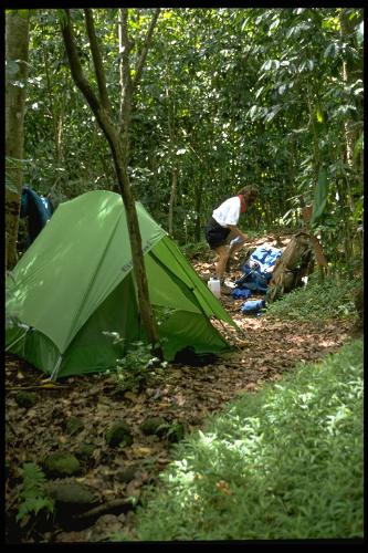 Na Pali Camping