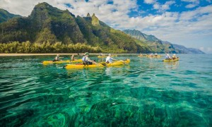 Na Pali Coast | Summer Sea Kayaking Tour