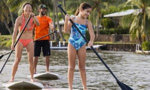 Wailua River SUP Lessons