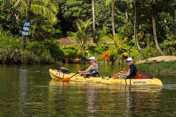 Wailua Kayaking Tours