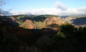 Koke'e | Waipo'o Falls Hiking Tour