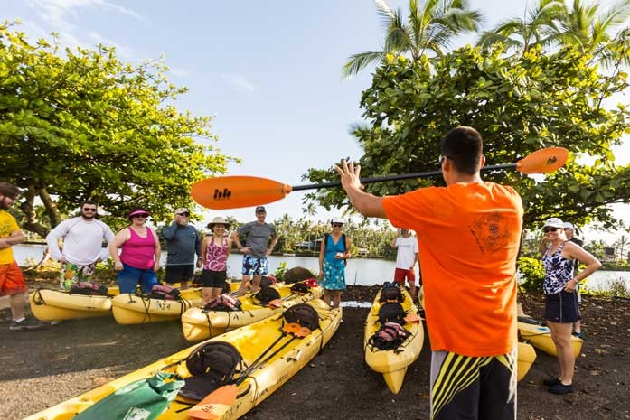 Kauai Kayaking Tours