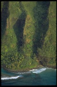 Kee Lagoon, Na Pali Coast