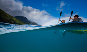 Na Pali Coast | Traditional - Ha'ena to Polihale - by Sea Kayak